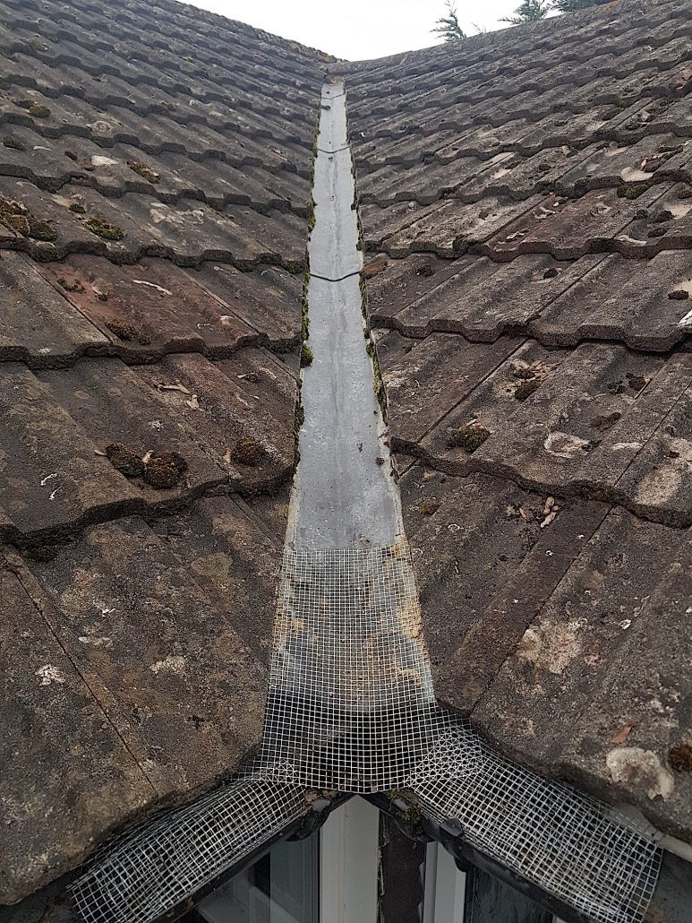 Mossoff Gutter Cleaning Projects Hampshire Surrey